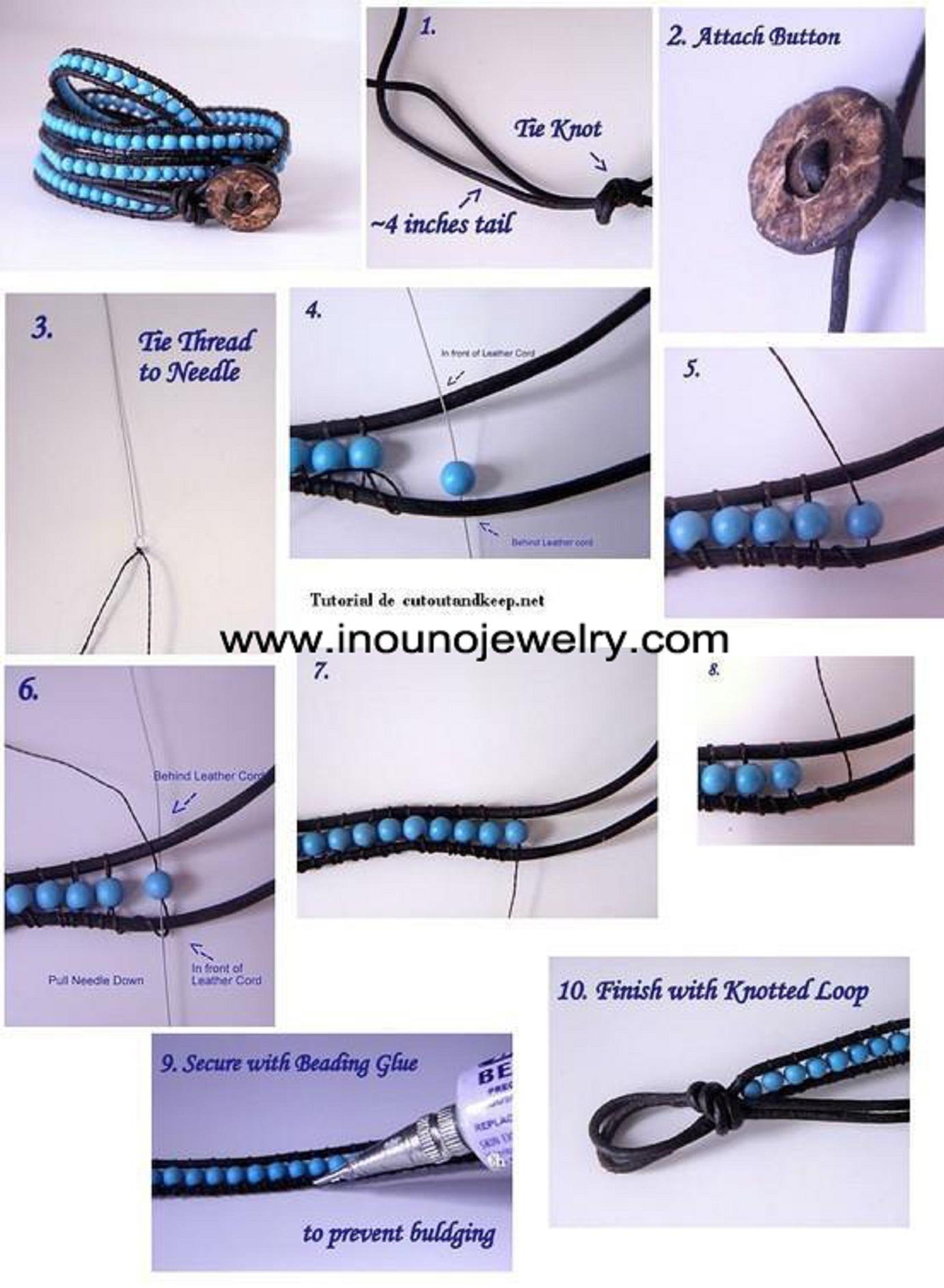 Как сделать браслет на руку своими руками из резины